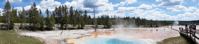Trek America Review - Mountain Trail - Theatress - Travel Blog 7