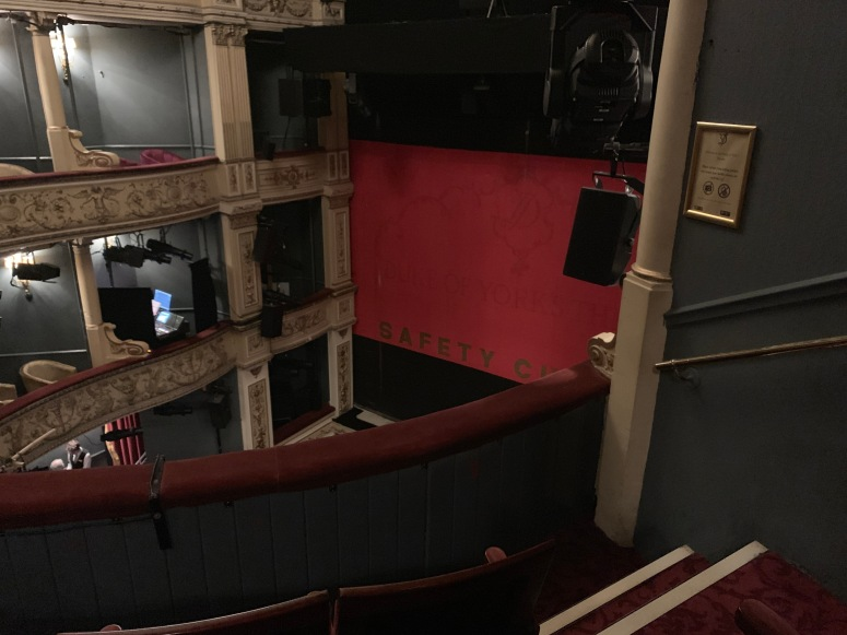 Where to sit at Duke of York's Theatre - Theatress Theatre Blog 10