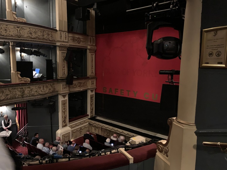 Where to sit at Duke of York's Theatre - Theatress Theatre Blog 11