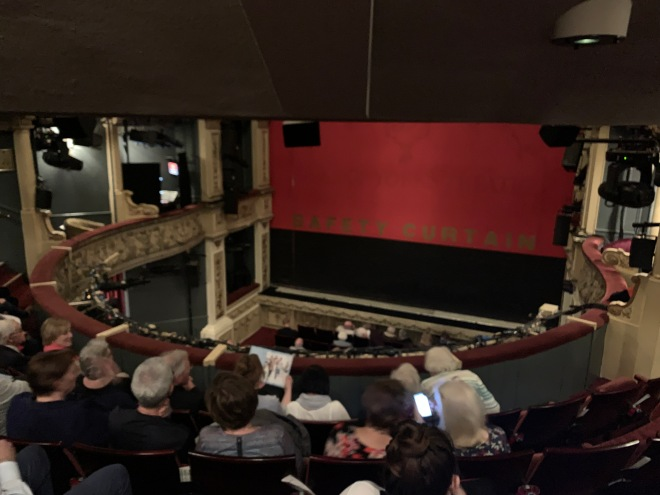 Where to sit at Duke of York's Theatre - Theatress Theatre Blog 12