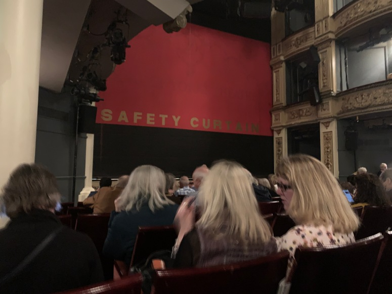 Where to sit at Duke of York's Theatre - Theatress Theatre Blog 14