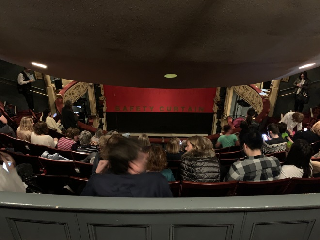 Where to sit at Duke of York's Theatre - Theatress Theatre Blog 6
