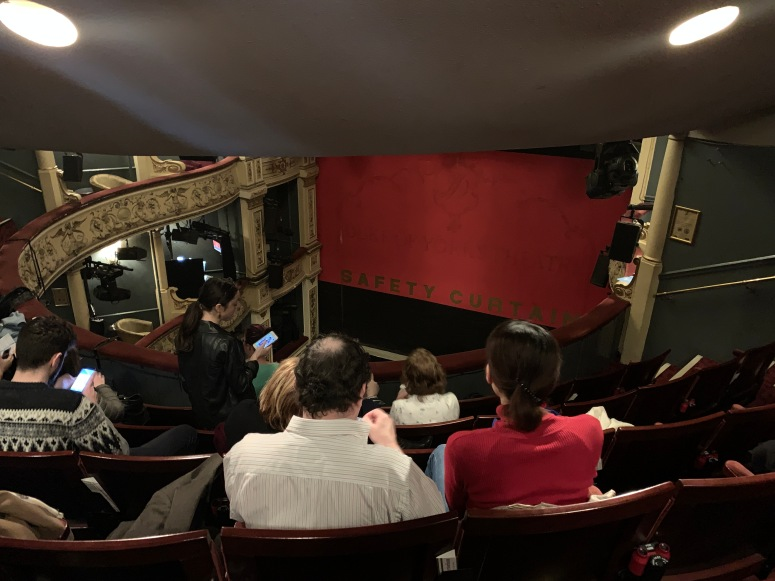 Where to sit at Duke of York's Theatre - Theatress Theatre Blog 7