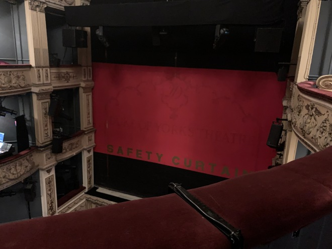 Where to sit at Duke of York's Theatre - Theatress Theatre Blog 8