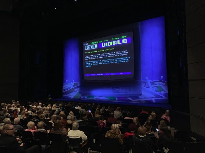 Where to sit at Milton Keynes Theatre - Theatress Blog 1