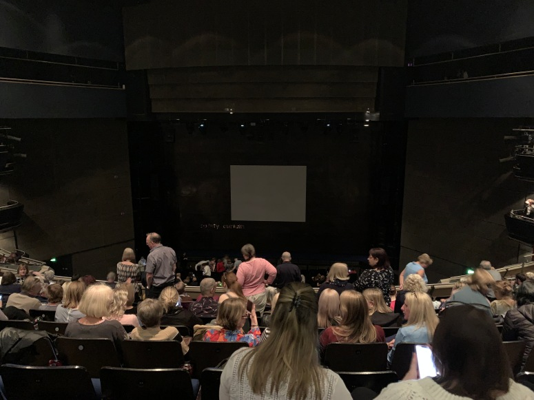 Where to sit at Milton Keynes Theatre - Theatress Blog 11