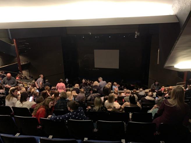 Where to sit at Milton Keynes Theatre - Theatress Blog 12