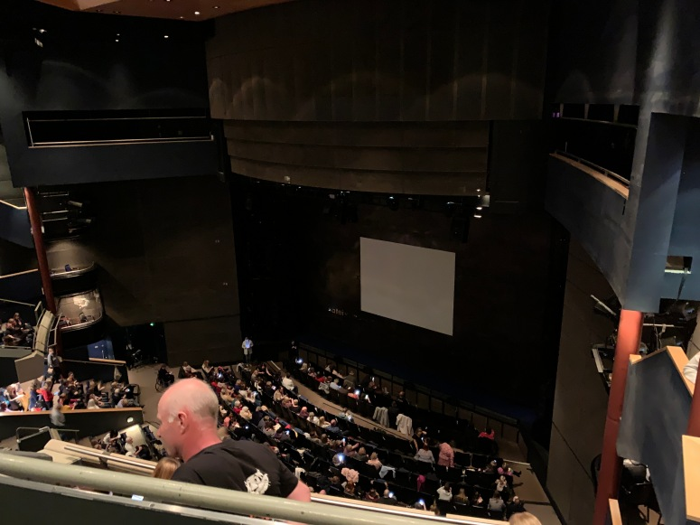 Where to sit at Milton Keynes Theatre - Theatress Blog 14