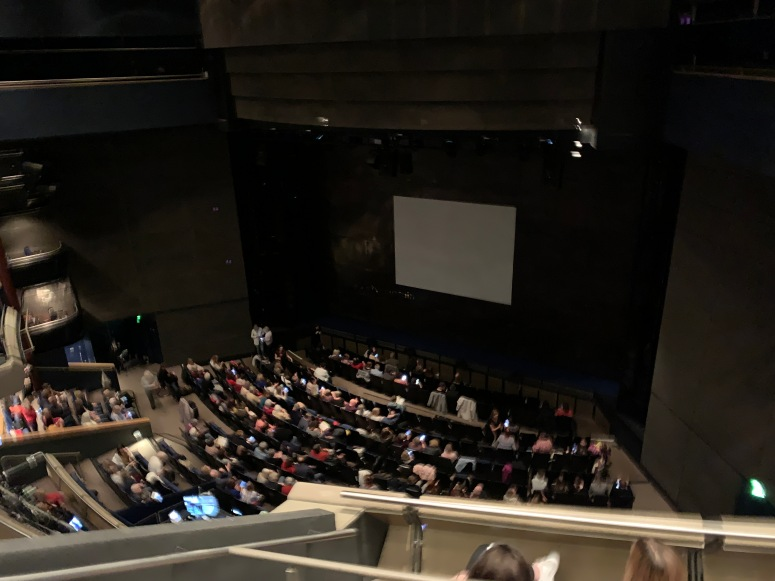 Where to sit at Milton Keynes Theatre - Theatress Blog 18