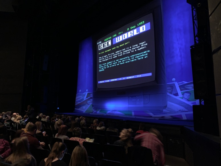 Where to sit at Milton Keynes Theatre - Theatress Blog 2