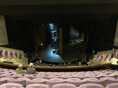 Where to sit - Olivier Theatre, National Theatre, London - Theatress 11
