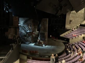 Where to sit - Olivier Theatre, National Theatre, London - Theatress 5