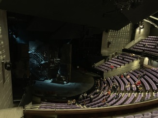 Where to sit - Olivier Theatre, National Theatre, London - Theatress 9
