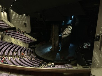 Where to sit - Olivier Theatre, National Theatre, London - Theatress