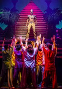 Joesph Musical - UK Tour - Review - Theatress 4